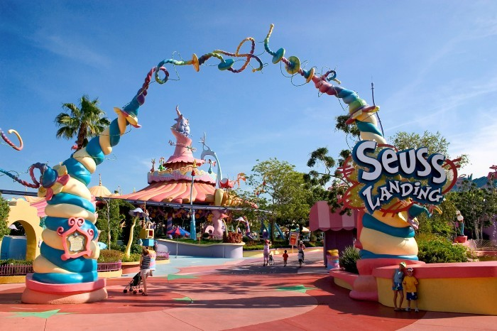 Universal Islands of Adventure – Orlando