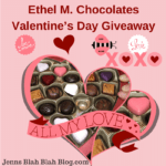 Hello The Best Valentine's Day Chocolates EVER #Giveaway #LoveEthelM