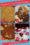 Valentine's Day Recipes: How To Make Valentines Day Muddy Buddies!