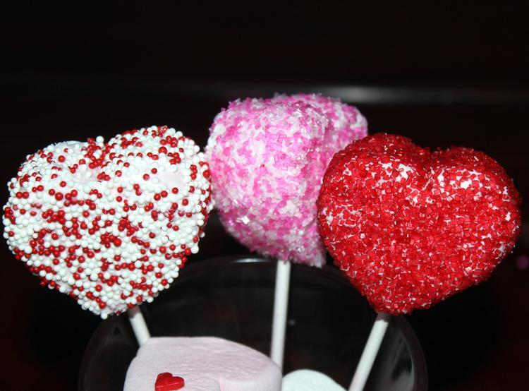 Fun Kids Valentine's Day Recipe: White Chocolate Covered Marshmallows