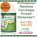 #Giveaway: Enter To #Win VitOrganics Garcinia Cambogia Exract!