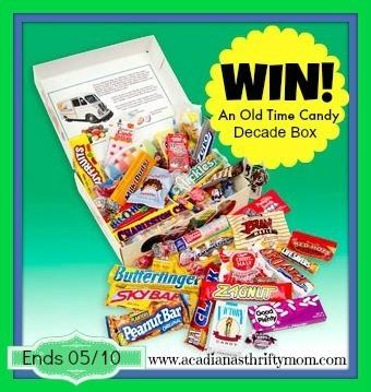 WIN OLD TIME CANDY