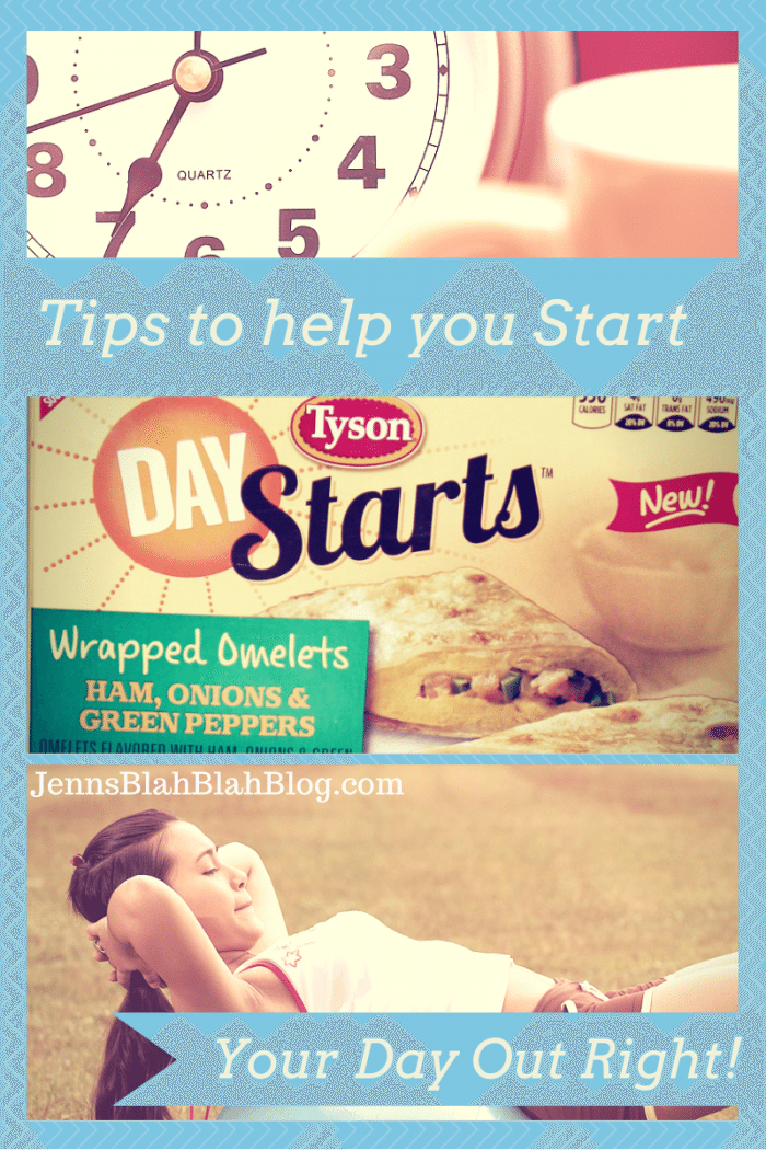 Tips To Start Your Morning Out Right!