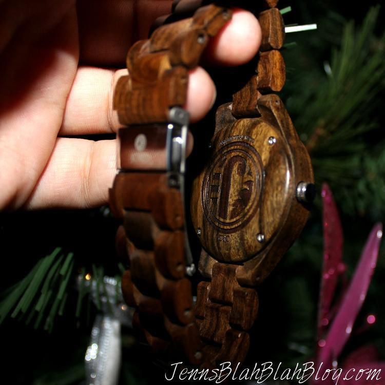 Wood Watch by Jord for Valentine's Day Gift