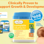 SIMPLY RIGHT™ Infant Formula Save At Sam's Club