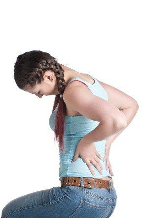 Top Three Ways to Relieve Back Pain at the Office