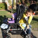 Life Is so much Easier With The Joovy Caboose Ultralight!!