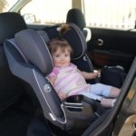 The Evenflo Platinum Symphony DLX All-In-One Car Seat!! Baby's Got A New Cadillac,