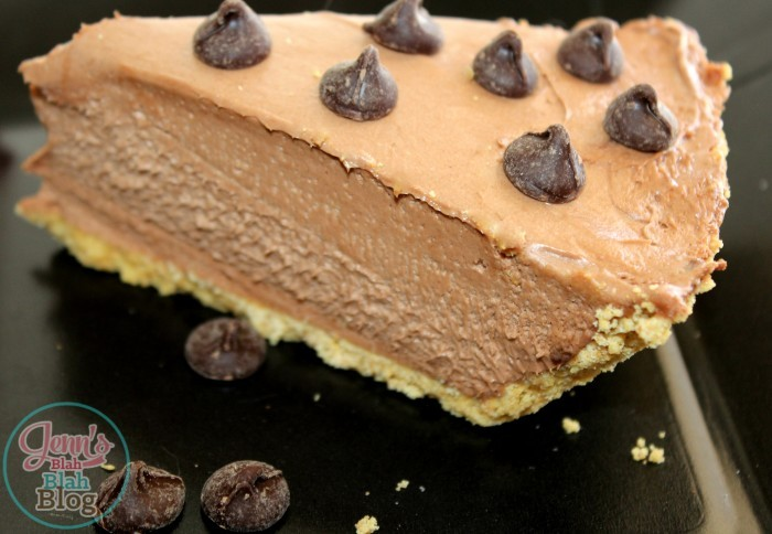 cheesecake recipe 700x484 Super Easy Nutella No Bake Cheesecake Recipe
