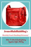 #Giveaway: Enter To #Win A Coach Handbag