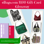 #Giveaway: Enter To Win $100 eBags.com Gift Card