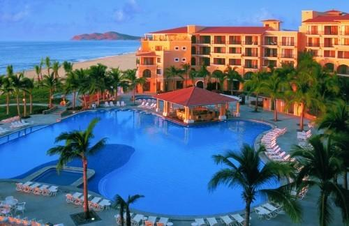 enter to win a dream vacation Dreams Los Cabos Suites Golf Resort & Spa