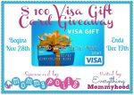 enter to win a visa gift card