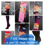 #Giveaway: 5 People #Win 5 Pairs of Heat Holders!