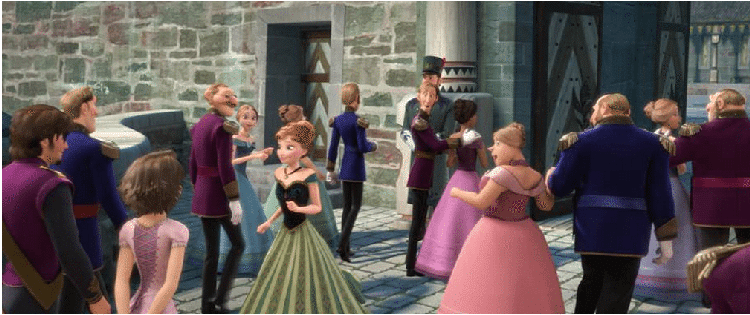 frozen hidden gems There's Some Hidden Secrets In Disney's Frozen! #DisneyFrozen