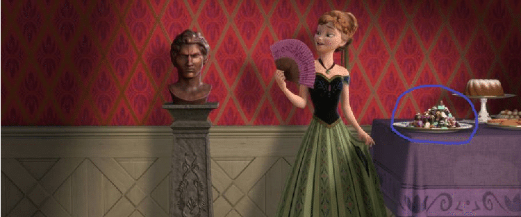 frozen secrets There's Some Hidden Secrets In Disney's Frozen! #DisneyFrozen
