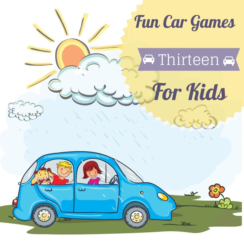 thirteen fun car games for kids to play while traveling jenns blah blah blog where the sweet stuff is