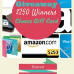 #Giveaway: Enter To #Win $250 Gift CArd Giveaway
