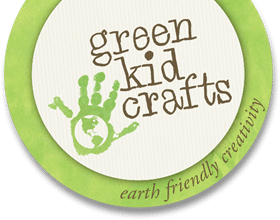 green kids crafts logo The Green Kids Craft Box Provides Fun and Learning