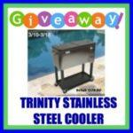 #Giveaway: Enter To #Win Stainless Cooler