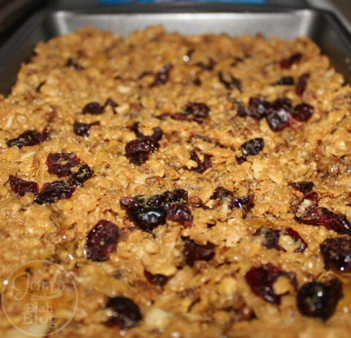 honey bunches of oats cereal bar recipe