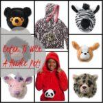 #Giveaway: Enter To #Win a HoodiePet Your Child Will Love!