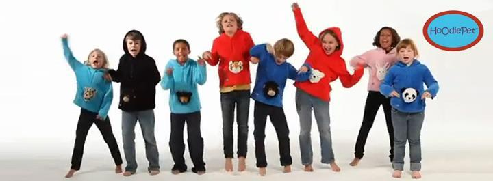 Choosing A Great Children's Hoodie! 4 Simple Decision Factors
