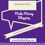 how to make money blogging 150x150 Three of My Favorite Places To Make Money Blogging!