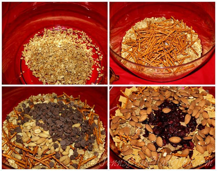 how to make trail mix Looking For Valentines Day Recipe Ideas Try Valentines Day Trail Mix