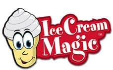 ice cream magic logo