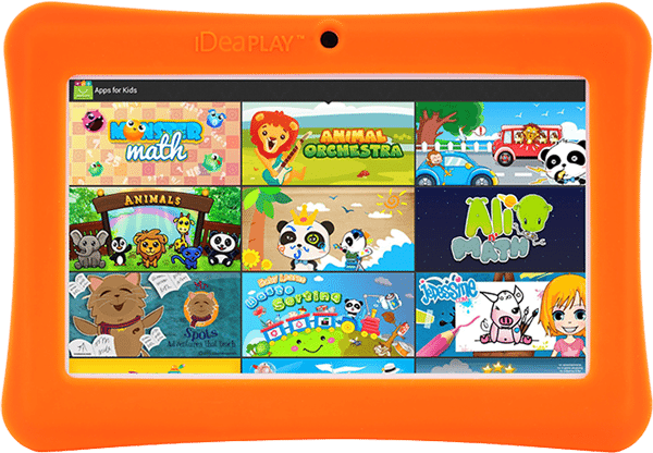 ideaplay android tablet for children