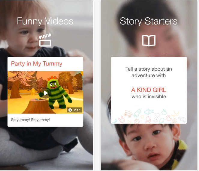 iphone app 7 Fun Ways To Help Your Toddler With Social Development