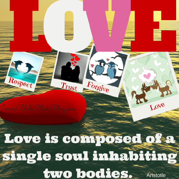 love quotes valentines day love quotes love is composed of a single soul inhabiting two bodies..