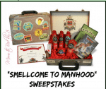 #Giveaway: Enter To #Win a #SmellcomeToManhood Kit!