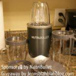 #Giveaway: Enter To #Win a NutriBullet