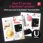 new kotex products
