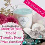 #Giveaway: Enter To #Win One of TWENTY-FOUR (24) Prize Candles!