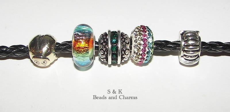 quality jewelry Instantly Falling Head over Heels for S & K Charms and Beads