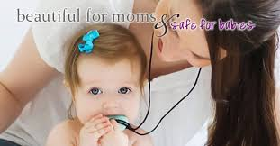 Help Baby With Teething - Try Teething Bling From Smart Mom