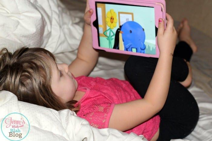 steaming kids tv shows using Kidoodle.TV