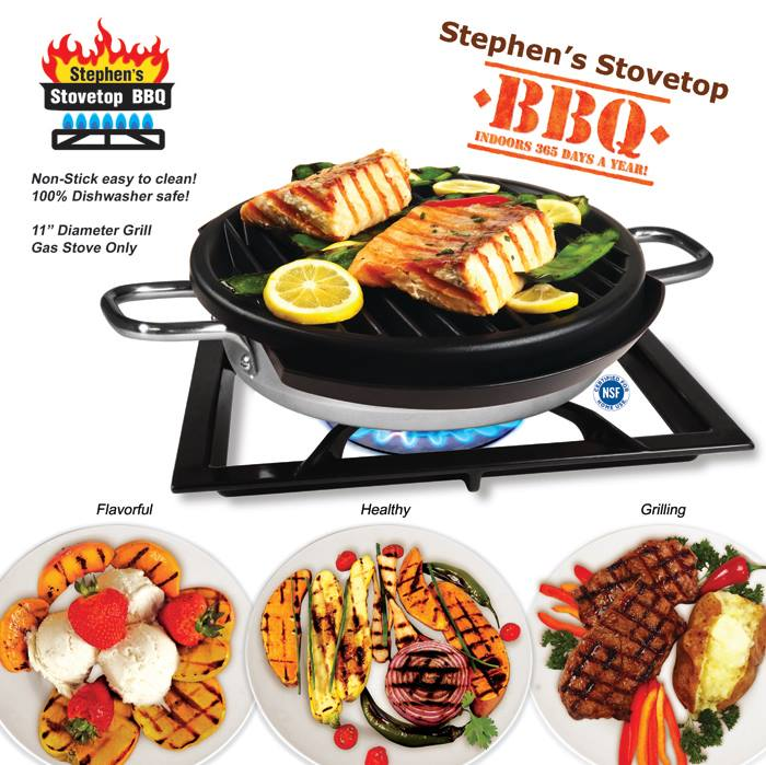 stephens 19 Grilling Indoors: 2 Of My Favorite Food Recipes For Stovetop Grilling