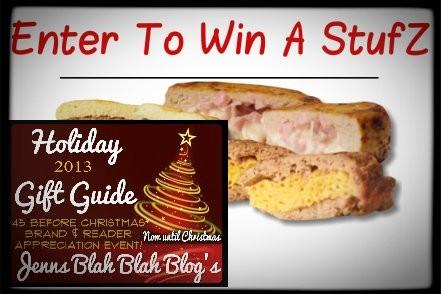 stufz giveaway #Giveaway: Enter To #Win The Stufz Hamburger Stuffer