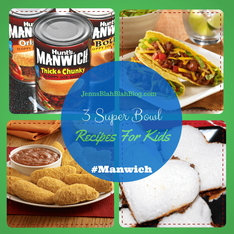 super bowl party recipe ideas for kids