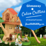 #Giveaway: Enter To #Win A Calico Critters Family!