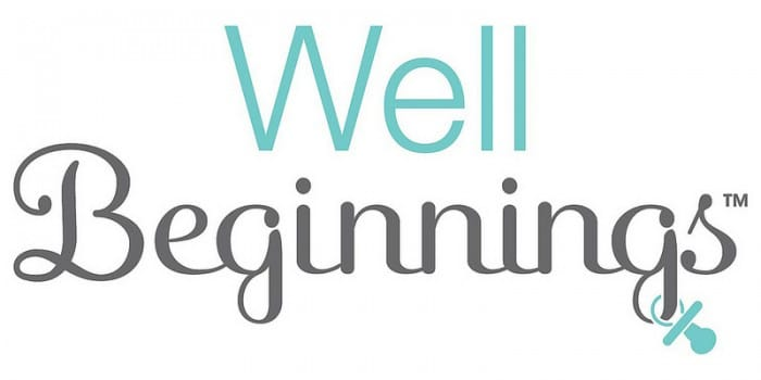 well beginnings diapers logo