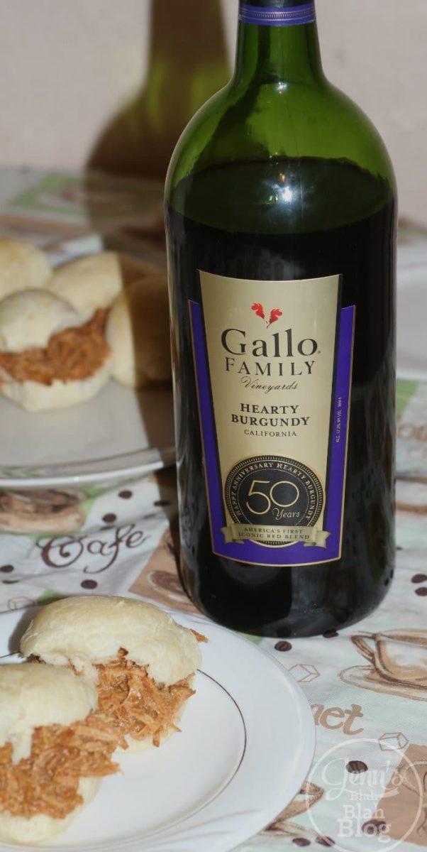 Happy Birthday Gallo Family Vineyards Hearty Burgundy! #HBturns50